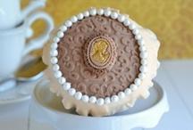 Reto 1: Cupcakes Vintage / Vota tus cupcakes favoritos: el que más repines tenga vencerá! Si quieres participar, visita www.sweetmag.es