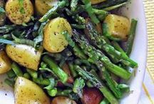Vegan-Licious Side Dishes / Great vegan side dishes and some GF ideas