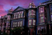 ARCHITECTURE Victorian/Painted Ladies / by Ronnie Turner