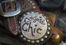 Saddles/Tack 'n Bling 1 / by Ronnie Turner