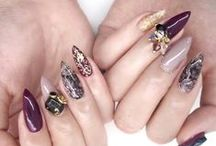 Nailed It ♡ / Our go-to for mani inspiration!