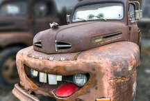 Somethin' 'bout a Truck-FORD 1 / by Ronnie Turner