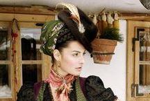Trachtenmode – National Bavarian Costume