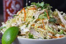 PALEO... Salads & Dressings