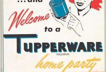 Minun Tupperware / Tupperware ennen ja nyt