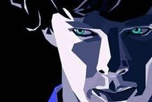 Sherlock Fanart / WARNING: NSFW !!!