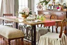 Decor Ideas: Dreamy Dining Rooms