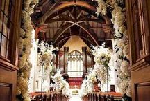 Decorative Inspiration / Idea's and Inspiration for your entire Wedding Day!
