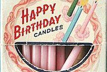 Occasion Ideas: Birthday Parties