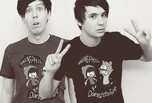 Dan and Phil (Phan) / Follow me on tumblr or twitter @YouTube_devotee