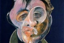 Francis BACON 1909 - 1992 / art, painting,