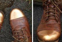 Schuhverschönerung,Taschen