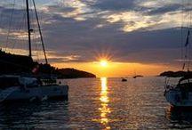 Island Hopping in Croatia / Island hopping in Croatia
