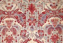 Vintage Fabrics & Patterns