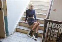 Class Act ♡ LC Lookbook / School's always in session.