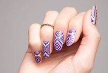 LC Beauty ♡ / Falsies and brushes and nail wraps -- OH MY!   http://www.loveculture.com/accessories-beauty