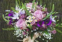 Wild Flower Bouquet Inspiration