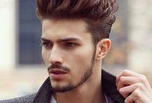 hair style (man)
