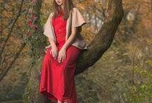 Autumn Fashion / Autumn colours and fashion
