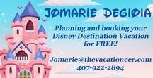 Places to Go / Here you'll find tips and pics about magic vacations to Disney, Universal and beyond. I can plan and book your vacation for FREE!