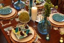 decoração de mesas e detalhes para festas! / by Seletto Imóveis