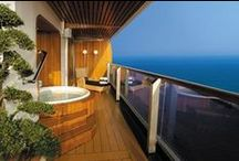 Cruising the Globe in Style / Drift along on the tide in absolute luxury