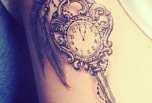 Tattoo / Inspirasjon til tatoveringer