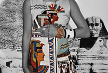 Egyptian fashion inspiration / by Carmen Virginia Grisolía