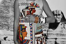 Egyptian fashion inspiration / by Carmen Virginia Grisolía