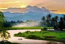 Vietnam / Vietnam is a must for anyone intent on exploring Asia