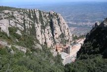 SPIRITUAL CATALAN PLACES / One Day Trips through the most important ones.