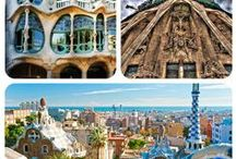 BARCELONA CITY / Visit the most important ones with your own private and native guide... Comfortably by good vehicles.