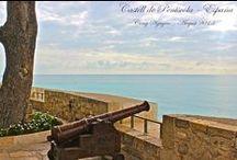 Castell de Peniscola - España