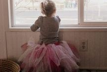 Tutus  / How to make Tutus for babies and toddler girls.