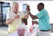 Branson Centre of Entrepreneurship, Jamaica / Sir Richard Branson and his son, Sam, recently visited the Branson Centre of Entrepreneurship Caribbean in Jamaica. Here you can see what they got up to as well as a range of photos of this exciting centre. You can find out more about Sir Richard's visit here: http://bit.ly/1eoHGKN