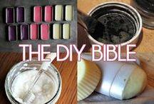 DIY / The #DIY bible