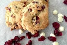 *Cran-Cookies* / All the cranberry cookies you could possibly desire!