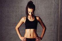 Workout exercises / Lets get fit together!