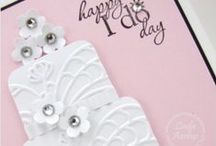 Wedding, Anniversary, Love Cards / by Kathy Rogers-Winter