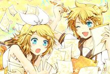 Vocaloid to anime desu ~(^.^)~ / *^*