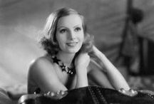 Lighting Greta Garbo / How to lit Grete Garbo. www.taylor-film.com