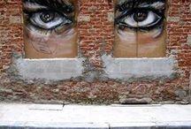 Straatkuns(street art)