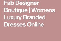Fab Designer Boutique / Luxury Brand Dresses Online  http://fabdesignerboutique.co.uk/  UK Online Store  based in Staffordshire.   Find Unique & Luxury Cocktail Dresses from over 20 Brands to choose from ❤️ Free UK Post   Worldwide Shipping Available   14 Day Returns