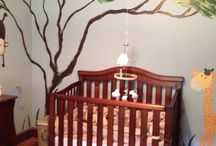 Friend decorations / Ideas for friend's nurseries and classrooms