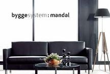 Hjellegjerde / Sofa, inspiration, chairs