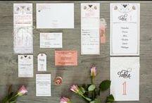 ** COLLECTIONS MARIAGE ** / Collections faire-part mariage INSTANTS TISSÉS