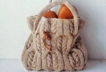 Bag strikking