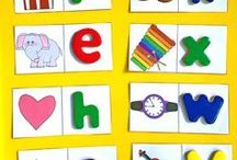 Letters & Sounds in Preschool / Letter and sounds ideas, activities, and printables for preschool and kindergarten.