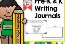 Writing in Preschool / Ideas, printables and activities related to writing for preschool and kindergarten.