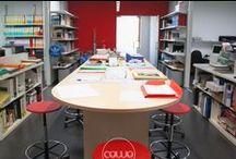 Gallarate/Malpensa - Coworking Cowo® / Spazio di coworking a Gallarate, Varese, presso Dexpo, azienda che progetta e realizza allestimenti commerciali. Affiliato alla Rete Cowo® http://www.coworkingproject.com/coworking-network/gallarate-malpensa/